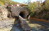 Reconstruction project of the Kriveljska River collector under the Veliki Krivelj flotation tailings pond