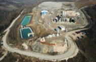 Rakita Project - Construction of flotation and future tailings facilities at the site Čukaru Peki